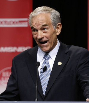 """Ron Paul, the """"Biblical Prophet,"""" Anoints Vancouver and Beyond (1/5)"""
