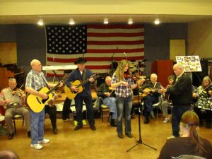 The Old Time Fiddlers